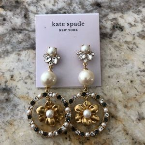 Kate Spade NY WILD GARDEN EARRINGS